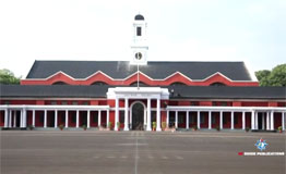 Indian Military Academy Passing Out Parade 2010